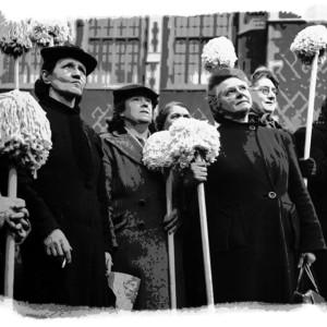Στις 28/5 οι εργάτριες στον καθαρισμό της φιλοσοφικής ξεκίνησαν απεργία!